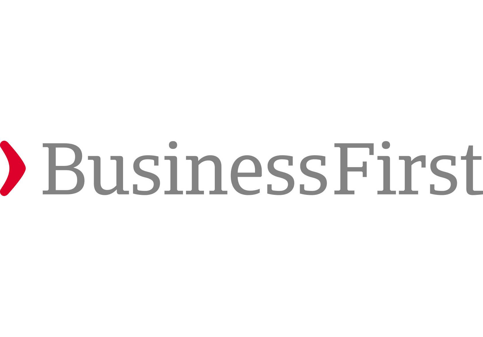 Business First Logo