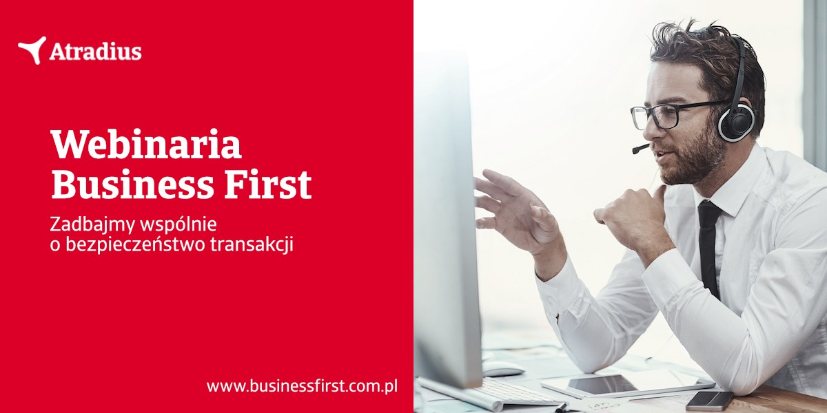 Business First Webinaria